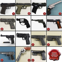 Pistols Collection V6