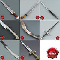 Swords Collection V2