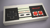 free max model nes gamepad