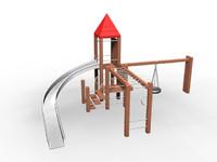3d model of slide 04