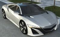 Honda Acura NSX 2012