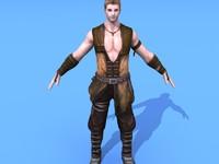adventurer fantasy 3d x