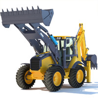 max backhoe loader