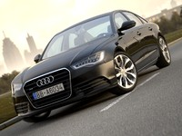 audi a6 2012 3ds