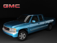 GMC Sierra Mk1 Ext Cab