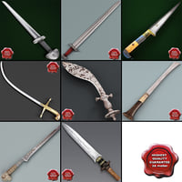 Swords Collection V1