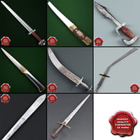 Swords Collection V4