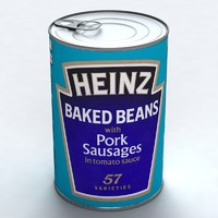 CANNED FOOD - BEANS