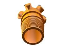 pdc drill bits 3d c4d
