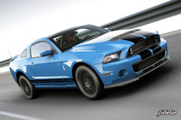 Shelby GT500 2011