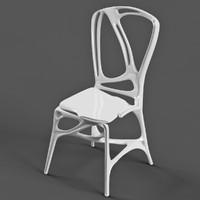 furniture modern interior 3d obj