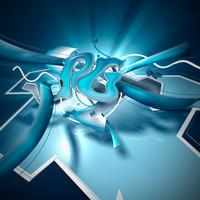 scene logo max