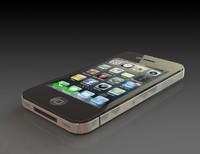 3d model iphone