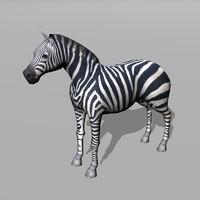 maya zebra uv