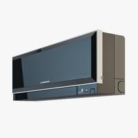 free mitsubishi electric msz-ef 3d model