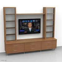 3d tv cabinet