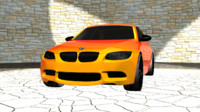 BMW M3 E92 2008 (No interior)