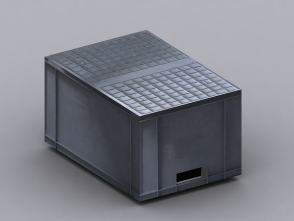 3ds max box - box... by Grafikeno