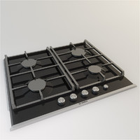 maya bosch integrated hob