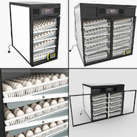 Egg Incubators Collection