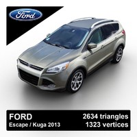 Ford Escape / Kuga 2013