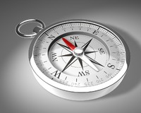 c4d compass