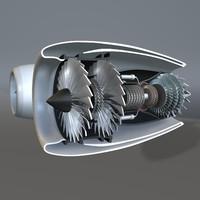 jet engine x