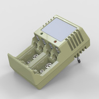 varta charger 3d model