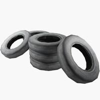 tire games materials 3d c4d