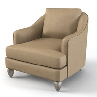 Baker Barbara Barry 6701c Soiree Chair