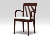 chair roz 3d model