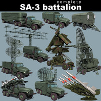 sa-3 goa battalion 3ds