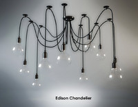 Edison Chandelier