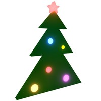 christmas tree loader 3d max