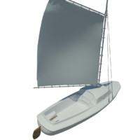 max sailboat boat sail
