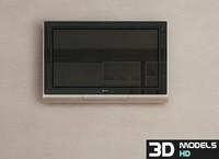 3d model tv-1