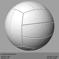 3d volleyball volley ball