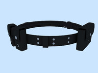 security belt 3ds