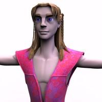 3ds max prince fantasy