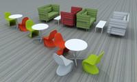 Lounge Vitra