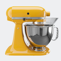 3d artisan kitchen mixer