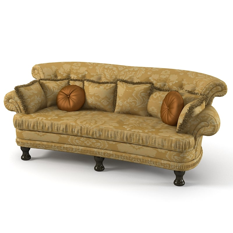 Provasi Friends Classic Tufted Upholstery Sofa comfortable   0001.jpg