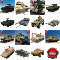 Tanks Collection V14