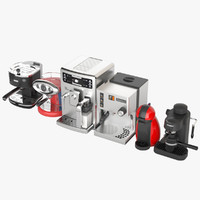Espresso Machine 6 pack