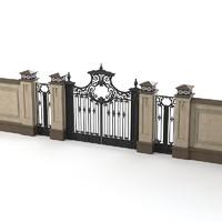 fence villa max