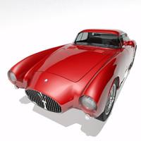 Maserati A6 GCS/53 Pininfarina Berlinetta