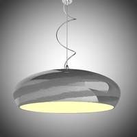 cattelan hublot ceiling lamp 3d c4d