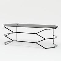 3d model table interior design