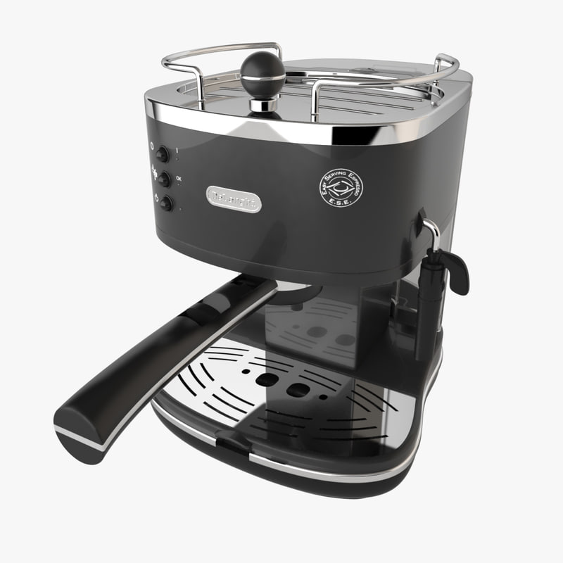 3d espresso coffee machine delonghi. Black Bedroom Furniture Sets. Home Design Ideas