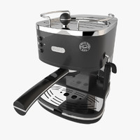 3d espresso coffee machine delonghi